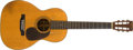 Musical Instruments:Acoustic Guitars, 1941 Martin 00-21 Natural Acoustic Guitar, #78340....