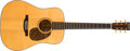 Musical Instruments:Acoustic Guitars, 2003 Bourgeois Country Boy Deluxe Natural Acoustic Guitar, #3022....