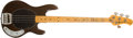 Musical Instruments:Bass Guitars, 1978 Music Man StingRay Brown Stain Solid Body Electric Bass Guitar, #B007500....