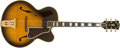 Musical Instruments:Electric Guitars, 1964 Gibson L5 Sunburst Archtop Acoustic Electric Guitar, #896147....