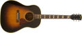 Musical Instruments:Acoustic Guitars, 1949 Gibson Southern Jumbo Sunburst Acoustic Guitar, #NA. ...