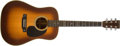 Musical Instruments:Acoustic Guitars, 1975 Martin D-28 Sunburst Acoustic Guitar, #358977....