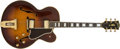 Musical Instruments:Electric Guitars, 1958 Gibson L-5 CT Sunburst Electric Guitar #A30637....
