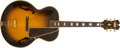 Musical Instruments:Acoustic Guitars, 1939 Recording King M-6 Archtop Sunburst Acoustic Guitar,#EW1341....