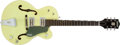 Musical Instruments:Electric Guitars, 1993 Gretsch Green '58 Reissue Electric Guitar #JF06010043. ...