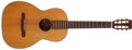 Musical Instruments:Acoustic Guitars, 1970 Martin OO-18C Natural Acoustic Guitar, # 261832....