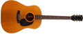 Musical Instruments:Acoustic Guitars, 1951 Gibson J-50 Natural Acoustic Guitar, #8530....