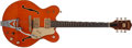 Musical Instruments:Electric Guitars, 1969 Gretsch Chet Atkins Nashville Orange Electric Guitar, #49125....