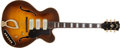 Musical Instruments:Electric Guitars, 1958 Guild X-350 Sunburst Electric Guitar, #6781....