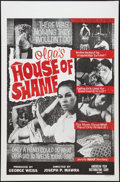 "Movie Posters:Sexploitation, Olga's House of Shame (American Film, 1964). One Sheet (27"" X 41"").Sexploitation.. ..."