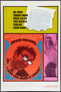 """Movie Posters:Comedy, I Love You, Alice B. Toklas! (Warner Brothers, 1968). One Sheet (27"""" X 41""""). Comedy.. ..."""
