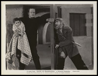 """The Ghost of Frankenstein (Universal, 1942). Photos (4) (8"""" X 10""""). Horror. ... (Total: 4 Items)"""