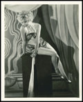 "Movie Posters:Musical, Nancy Carroll by Eugene Robert Richee in ""Manhattan Cocktail"" (Paramount, 1928). Photo (8"" X 10""). Musical.. ..."