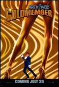 """Movie Posters:Comedy, Austin Powers in Goldmember (New Line, 2002). One Sheet (27"""" X 40"""") DS Advance. Comedy.. ..."""