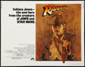 "Movie Posters:Adventure, Raiders of the Lost Ark (Paramount, 1981). Half Sheet (22"" X 28""). Adventure.. ..."