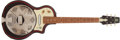 Musical Instruments:Resonator Guitars, Recent National Reso-Phonic Reso-Lectric Guitar # 276...