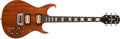 Musical Instruments:Electric Guitars, 1980s Carvin DC-200 KOA Electric Guitar, #14018....