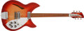 Musical Instruments:Electric Guitars, 1967 Rickenbacker 330 Fireglo Electric Guitar # GE 2627...