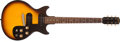 Musical Instruments:Electric Guitars, 1961 Gibson Melody Maker Sunburst Electric Guitar, #52890....