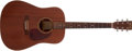 Musical Instruments:Acoustic Guitars, 2002 Martin D-15 Natural Acoustic Guitar, #912370....