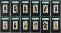 "Non-Sport Cards:Sets, 1890's N308 Mayo ""Naval Uniforms"" Complete Set (20) - #1 on the SGCSet Registry! ..."