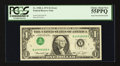 Error Notes:Inverted Third Printings, Fr. 1908-A $1 1974 Federal Reserve Note. PCGS Choice About New55PPQ.. ...