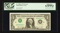 Error Notes:Inverted Third Printings, Fr. 1908-J $1 1974 Federal Reserve Note. PCGS Choice New 63PPQ.....