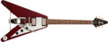 Musical Instruments:Electric Guitars, 1994 Gibson Flying V Lonnie Mack Signature Model Electric Guitar # 94008528...