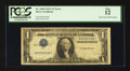 Error Notes:Inverted Third Printings, Fr. 1608 $1 1935A Silver Certificate. PCGS Fine 12.. ...