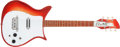 Musical Instruments:Electric Guitars, 1967 Electro ES-16 Red Sunburst Electric Guitar #GG3285....