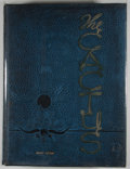 Books:First Editions, [The University of Texas, Austin]. Alfred A. King [editor]. TheCactus: 1940. Austin: Texas Student Publications, 19...