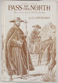 Books:Signed Editions, C. L. Sonnichsen. SIGNED. Pass of the North. [El Paso]: Texas Western Press, [1980]. First edition. Volume 1 is four... (Total: 2 Items)
