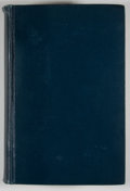 Books:First Editions, Eugene C. Barker. Annual Report of the American HistoricalAssociation for the Year 1919. Washington: Government Pri...(Total: 2 Items)