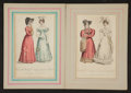 Antiques:Posters & Prints, Four Color Prints from Dean & Munday. [London: ca.1825]. Mild toning with occasional foxing. Approximately 7.5 ...(Total: 4 Items)