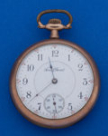 Timepieces:Pocket (post 1900), South Bend 17 Jewel Grade 217 Pocket Watch. ...