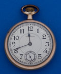 Timepieces:Pocket (post 1900), South Bend 21 Jewel Grade 227 Pocket Watch. ...