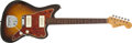 Musical Instruments:Electric Guitars, 1960 Fender Jazzmaster Sunburst Electric Guitar #4803....