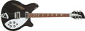 Musical Instruments:Electric Guitars, 1993 Rickenbacker 360 Jetglo Electric Guitar, #I66148....