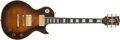Musical Instruments:Electric Guitars, 1985 Gibson Les Paul Custom Sunburst Electric Guitar, #80725543....