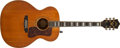 Musical Instruments:Acoustic Guitars, 1970 Guild F-50 RNT Natural Acoustic Guitar, #49329....