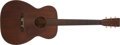 Musical Instruments:Acoustic Guitars, 1945 Martin 17 Natural Acoustic Guitar, #91935. ...