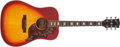 Musical Instruments:Acoustic Guitars, Gibson Hummingbird Sunburst Acoustic Guitar, #NA. ...