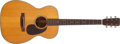 Musical Instruments:Acoustic Guitars, 1963 Martin OO-18 Natural Acoustic Guitar, #11907. ...
