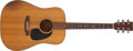 Musical Instruments:Acoustic Guitars, 1973 Martin D-18 Natural Acoustic Guitar, #325853. ...