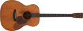 Musical Instruments:Acoustic Guitars, 1931 Martin 018T Natural Acoustic Guitar, #47634. ...