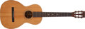 Musical Instruments:Acoustic Guitars, 1920s Washburn New Model Natural Acoustic Guitar, #66866. ...