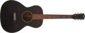 Musical Instruments:Acoustic Guitars, 1929 Gibson L-1 Black Acoustic Guitar, #NA. ...