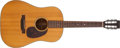 Musical Instruments:Acoustic Guitars, 1969 Martin D-18S Natural Acoustic Guitar, #245884....
