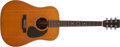 Musical Instruments:Acoustic Guitars, 1968 Martin D-28 Natural Acoustic Guitar, #235673. ...