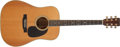 Musical Instruments:Acoustic Guitars, 1972 Martin D-35 Natural Acoustic Guitar, #294464....